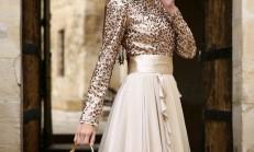 Tesettür Elbise Tasarımları