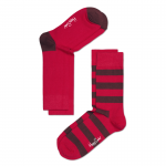 kırmızı 2016 Çorap Modelleri