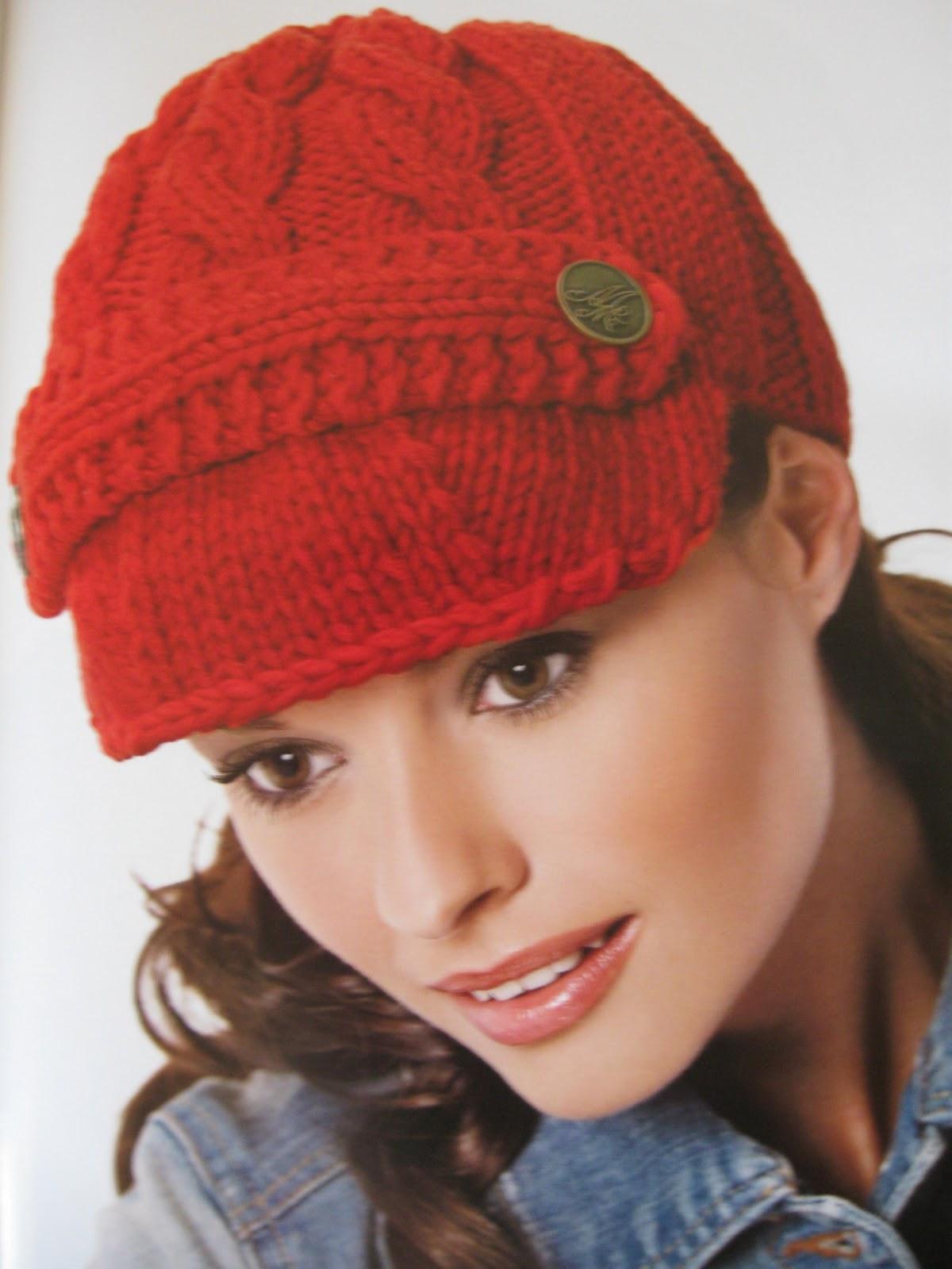 Bayan bere ve şapka modelleri