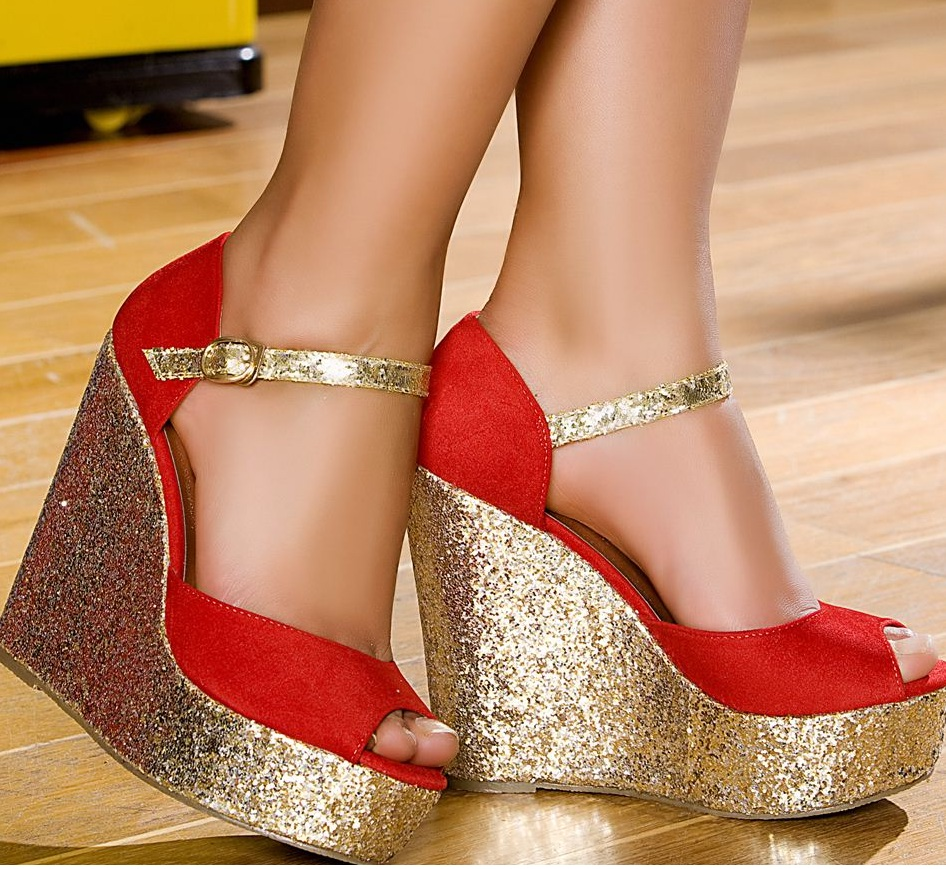 6eca2690102b2 simli Genç Ayakkabı Modelleri - Gelinlik Modelleri