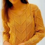 sarı Kazak Modelleri