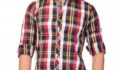Spor erkek gömlek modelleri